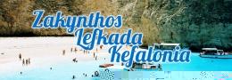 GRECIA - Insulele Marii Ionice!