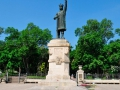 Chisinau - the City Buried in Verdure