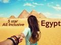 Egipt - zbor din Chisinau!