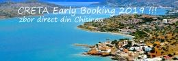 Creta - Early Booking 2019!!!