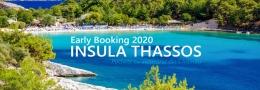 Остров Тасос - Автобусные туры