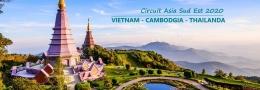 Vietnam-Cambodgia-Thailanda