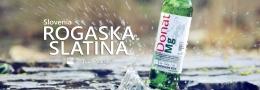 Рогашка Слатина - Лечение минеральной водой «Донат Мг»