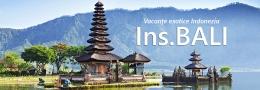 Perla Indonesiei - ins. Bali!
